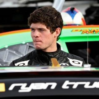 Ryan Truex NASCAR Debut - Bristol Motor Speedway ( NASCAR Cup Series )
