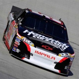 Ryan Truex NASCAR Debut - Bristol Motor Speedway ( NASCAR Cup Series ) B