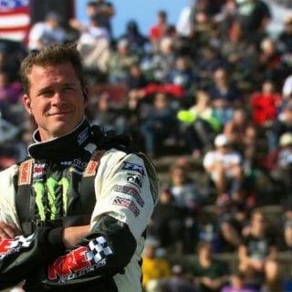 Shane Stewart Driver Monster Energy ( Dirt Sprint Car )