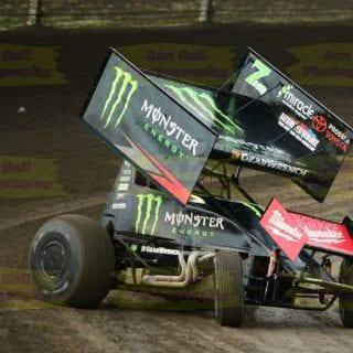 Shane Stewart Monster Energy ( Dirt Sprint Car )