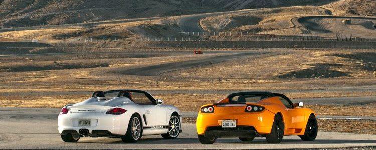CARS: Tesla Outsells Porsche