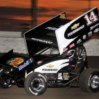 Tony Stewart Breaks Leg In Sprint Car Crash ( NASCAR CUP SERIES)