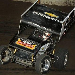 Tony Stewart Broken Leg In Sprint Car Crash( NASCAR CUP SERIES)