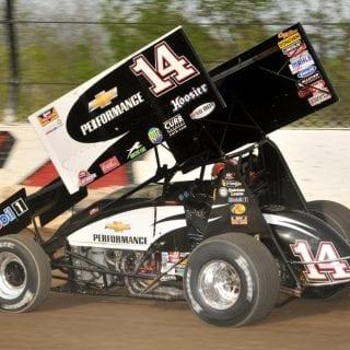 Tony Stewart Broken Leg In Sprint Car Crash ( NASCAR CUP SERIES)