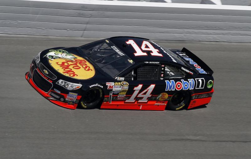 Tony Stewart - Daytona International Speedway ( NASCAR Cup Series )