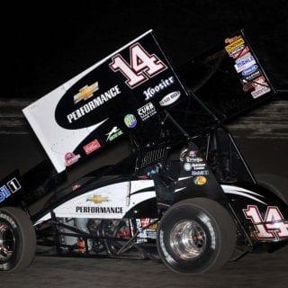 Tony Stewart Sprint Car Crash ( NASCAR CUP SERIES)