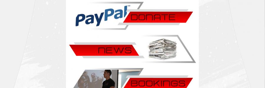 ARCA: New Ryan Heavner Racing Foundation Website