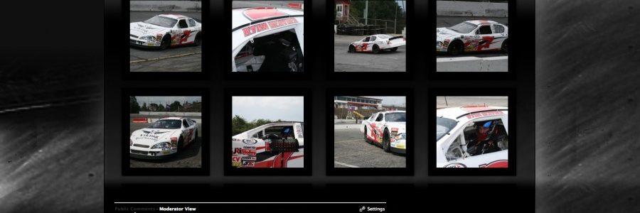 ARCA: Ryan Heavner New ARCA Racing Series Team Website