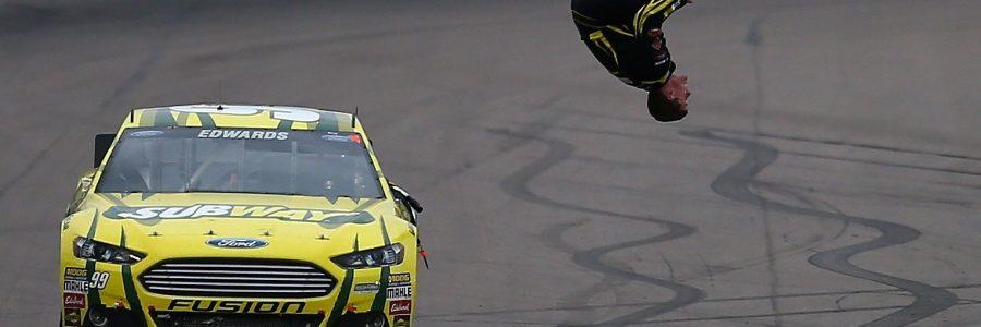NASCAR CUP: Annoying Orange NASCAR Episode