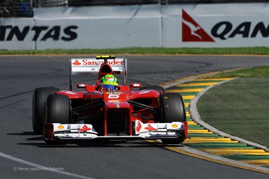 Felipe Massa Leaving Ferrari ( F1 )