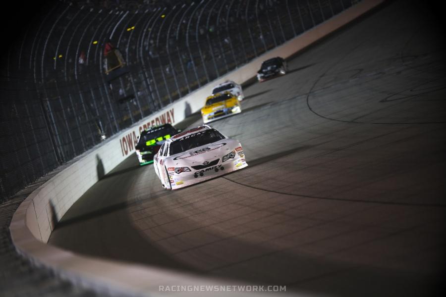 Iowa Speedway ARCA Racing Series Photos ( Shane Walters Photography )