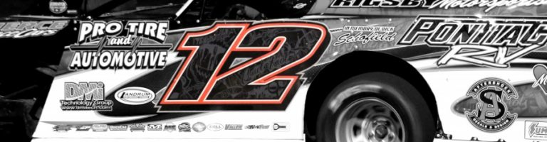 DIRT MODIFIED: Jeff Curl Wins At Fairbury Speedway