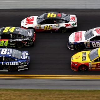 Jeff Gordon Added To The Chase ( NASCAR CUP )