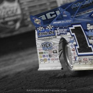 Josh Richards Knoxville Late Model Nationals ( Knoxville Raceway )