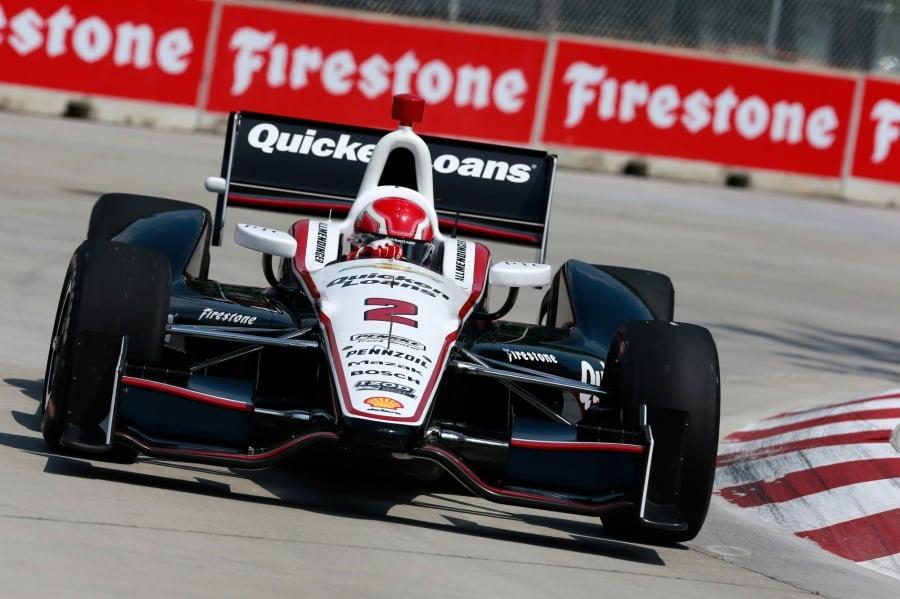 Juan Pablo Montoya To IndyCar ( NASCAR CUP SERIES )