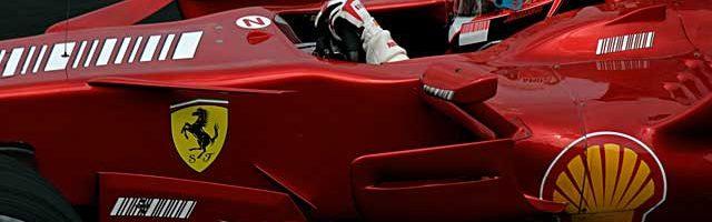 F1: Kimi Raikkonen To Ferrari