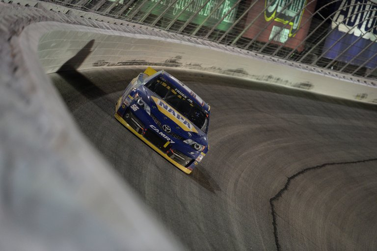 NAPA Leaving MWR ( NASCAR CUP SERIES )