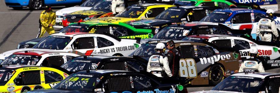 NASCAR NATIONWIDE: Nationwide Drops NASCAR Title Sponsorship