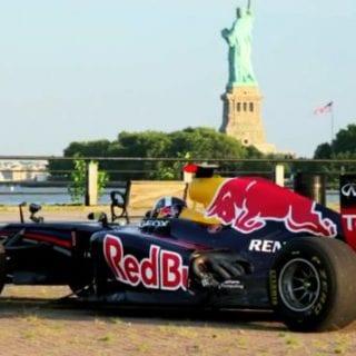 New Jersey Grand Prix ( F1 ) Statue Of Liberty