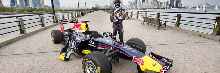 F1: New Jersey Grand Prix Confident