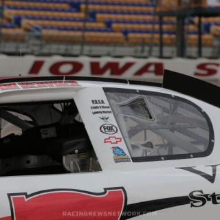 Ryan Heavner ARCA Racing Series Photos Iowa Speedway ( Shane Walters Photography )