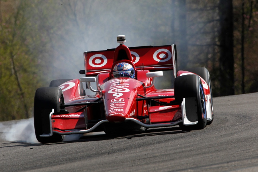Scott Dixon Fined ( Indy Car Series )