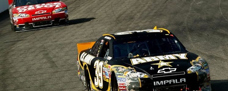 NASCAR CUP: Ryan Newman And Tony Stewart