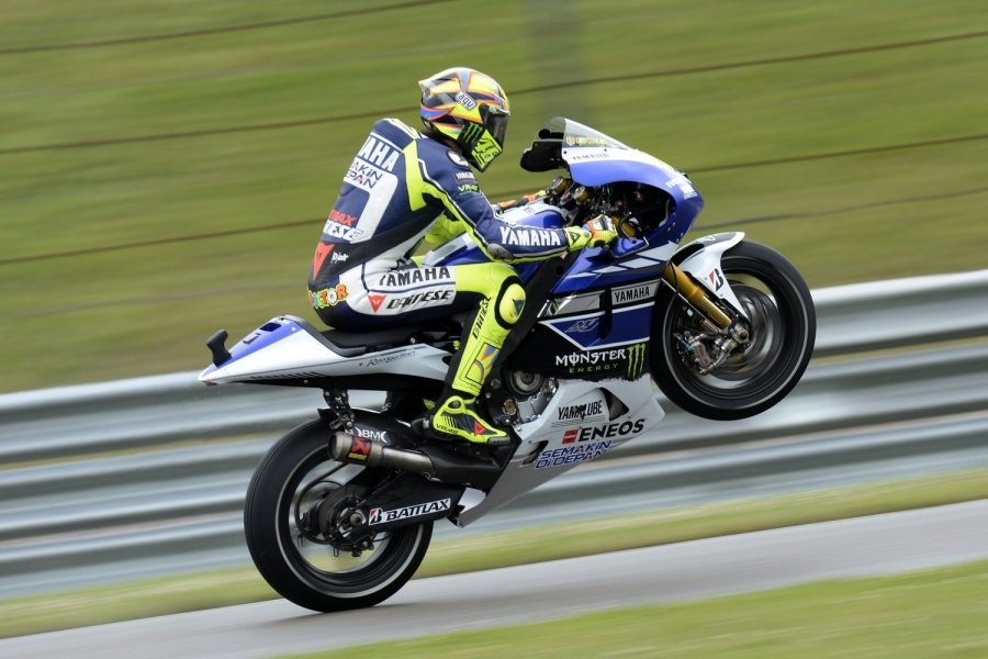 Valentino Rossi ( Richest Racing Drivers )