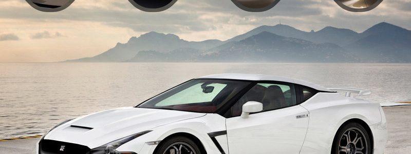 CARS: 2016 Nissan GTR