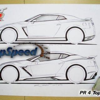 2016 Nissan GTR ( CARS )
