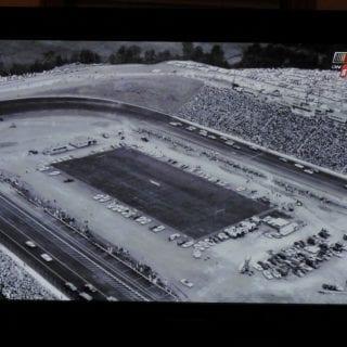Bristol Motor Speedway Football Game