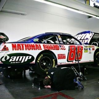 Dale Earnhardt Jr 2013 Car ( NASCAR Sprint Cup )