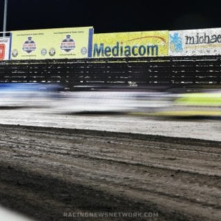 Knoxville Raceway - Slow Shutter Speed ( Shane Walters Photography )