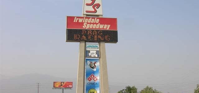 INDUSTRY: Irwindale Speedway Redevelopment Project