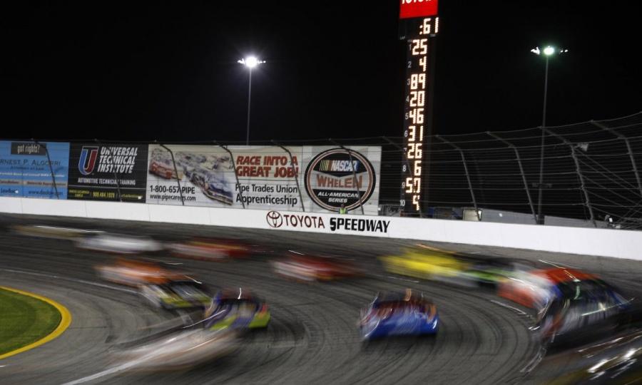 Irwindale Speedway Redevelopment