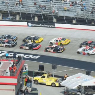 Jesse Little Racing - Bristol Motor Speedway ( K&N Pro Series )
