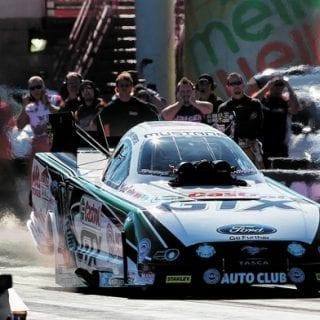 John Force Mello Yello Championship ( NHRA Funny Car )