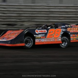Lucas Oil Late Model Nationals Eddie Carrier Jr Photos ( Shane Walters Photography )