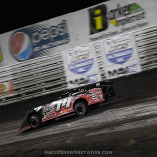 Lucas Oil Late Model Nationals Morgan Bagley Photos ( Shane Walters Photography )
