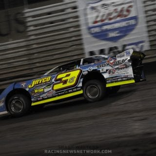 Knoxville Late Model Nationals Brian Shirley Photos ( Shane Walters Photography )