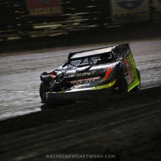 Knoxville Late Model Nationals Photos ( Shane Walters Photography ) Scott Bloomquist