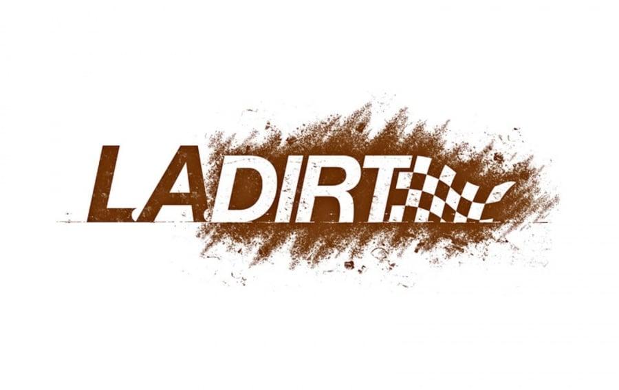 LA Dirt The Movie Logo ( Dirt Racing )