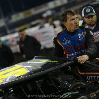 Lucas Oil Late Model Nationals - Knoxville Raceway ( Shane Walters Photography ) Jason Utter