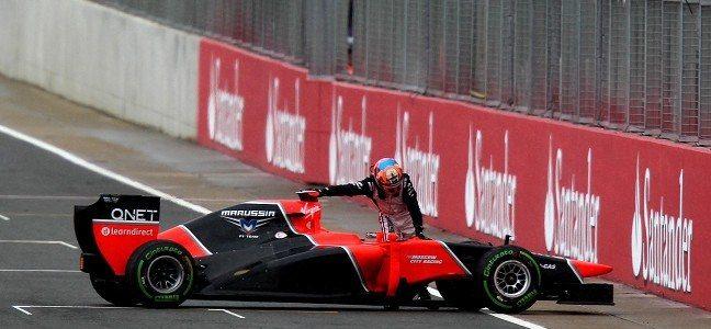F1: Driver Maria de Villota Dead In Hotel Room