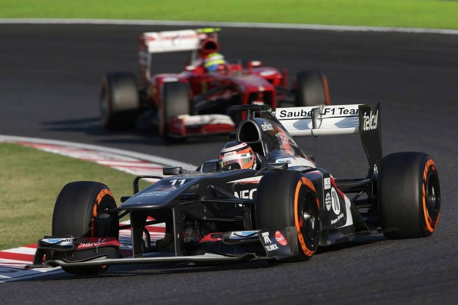 Nico Hulkenberg To Lotus ( F1 )
