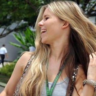 Nico Rosberg Wife Vivian Sibold ( F1 )