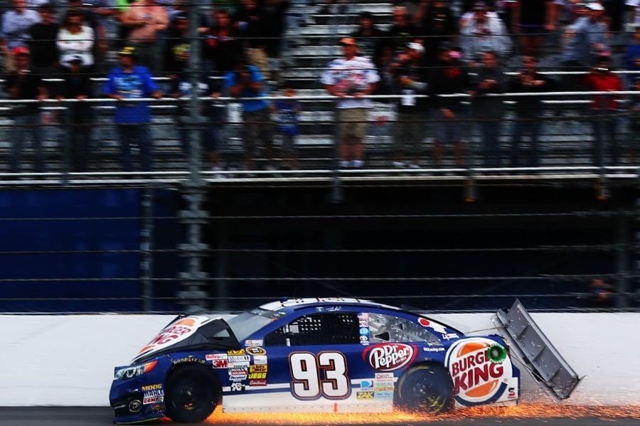 Travis Kvapil ( NASCAR Driver Arrested )