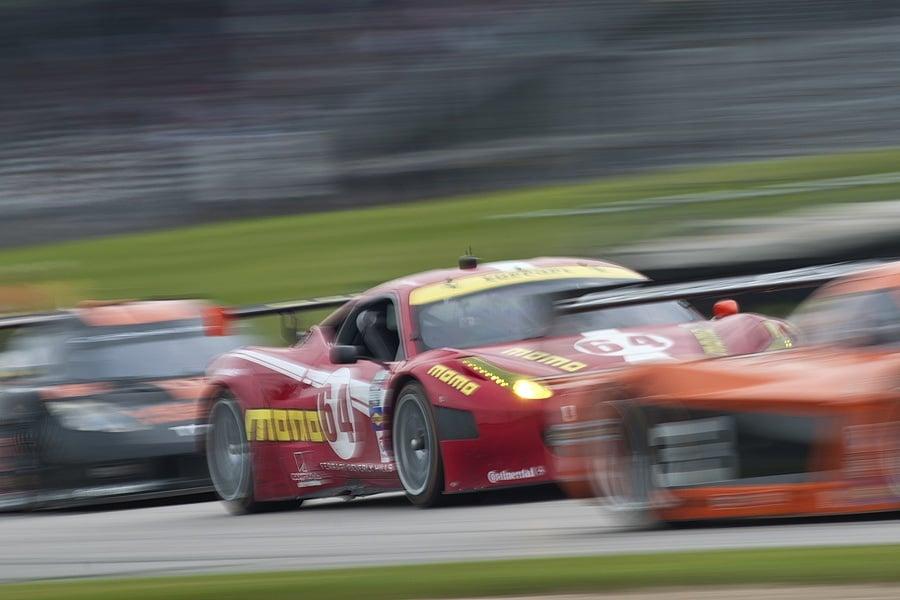 2014 Ferrari Challenge Schedule ( Touring )
