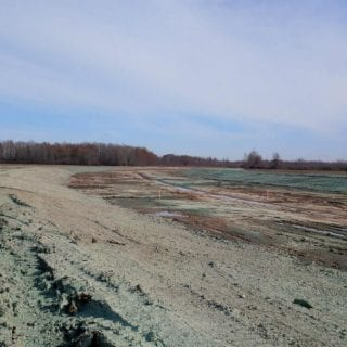 Canadian Motor Speedway Construction