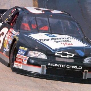 Dale Earnhardt ( Former NASCAR Driver )